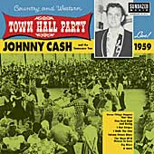 Live At Town Hall Party 1959! ~ LP x1 180g