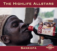 The Highlife Allstars ~ CD x1